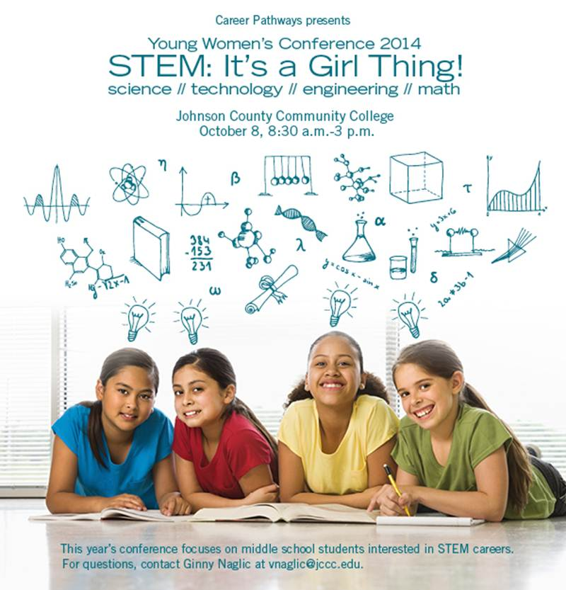 JCCC STEM: It's A Girl Thing! ConferenceKansas City Women