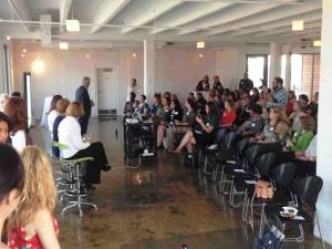 The Crowd at KCWiT TechTalk