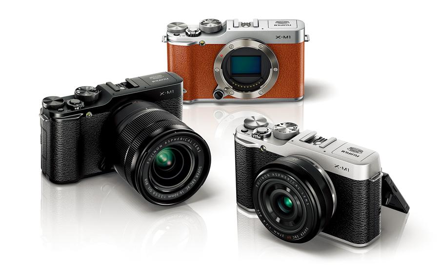 fuji film camera series