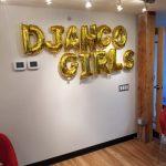 DjangoGirls Balloons