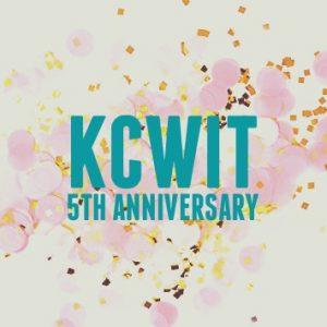 KCWIT 5th Anniversary